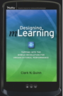 Designing mLearning book cover